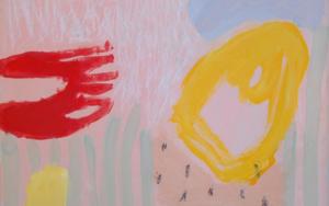 Sin título PinturadeAna Cano Brookbank  Compra arte en Flecha.es