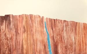 Cascada|PinturadeMilena Mateva| Compra arte en Flecha.es