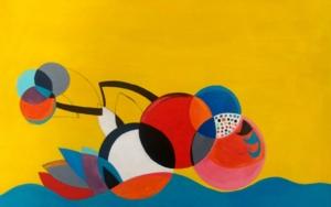 Navegando|PinturadeANALIA MALOSETTI| Compra arte en Flecha.es