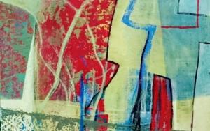 S/T Serie  TEXTURAS DE COLOR REF.130|PinturadePatxo  Cruceta| Compra arte en Flecha.es