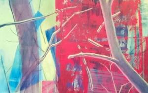 S/t Serie TEXTURAS DE COLOR REF. 133|PinturadePatxo  Cruceta| Compra arte en Flecha.es