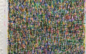 After Oxjam - a Music synesthesia works PinturadeJHIH YU CHEN  Compra arte en Flecha.es