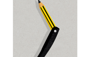 Lapiz|DigitaldeJuanjoGasull| Compra arte en Flecha.es