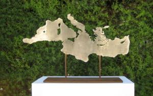 Mare Nostrum XXXIII|EsculturadeJaelius Aguirre| Compra arte en Flecha.es