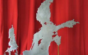 Mar Báltico|EsculturadeJaelius Aguirre| Compra arte en Flecha.es