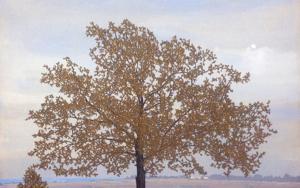 Casitas en la orilla|PinturadeCharlotte Adde| Compra arte en Flecha.es