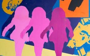 nenas|Obra gráficadeandrock| Compra arte en Flecha.es
