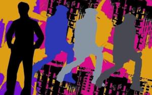 Sombras|Obra gráficadeandrock| Compra arte en Flecha.es