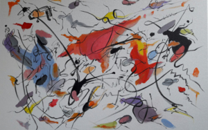 The thrill is gone|PinturadeValeriano Cortázar| Compra arte en Flecha.es