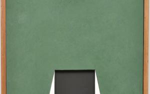 Móvil interactivo 0117 posición A|Escultura de pareddeManuel Izquierdo| Compra arte en Flecha.es