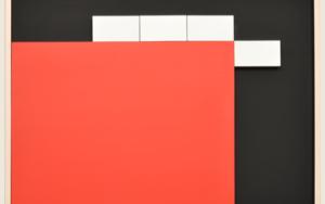 Móvil interactivo 0193 posición A|Escultura de pareddeManuel Izquierdo| Compra arte en Flecha.es
