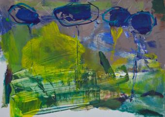 TIERRA 1 PinturadeJesús Cuenca  Compra arte en Flecha.es