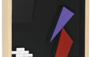 Móvil interactivo 0186 posición A Escultura de pareddeManuel Izquierdo  Compra arte en Flecha.es