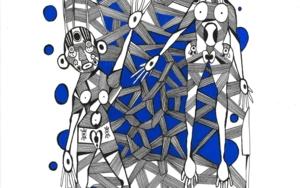 Líbido|DibujodeLucas Zapardiel| Compra arte en Flecha.es