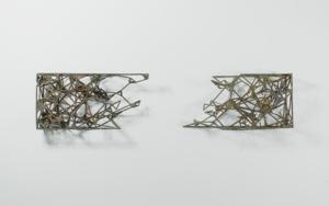 Fractales|Escultura de pareddeDaniel Domingo Schweitzer| Compra arte en Flecha.es