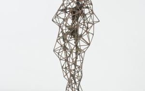 Crisalida I|EsculturadeDaniel Domingo Schweitzer| Compra arte en Flecha.es