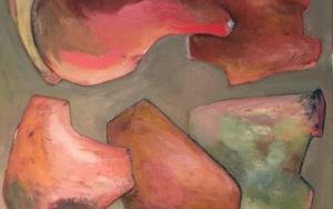 Cara a Cara|PinturadeMercedes Azofra| Compra arte en Flecha.es