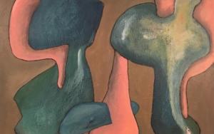 Conexión|PinturadeMercedes Azofra| Compra arte en Flecha.es