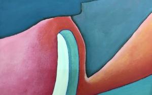 Tunnel to Light|PinturadeMercedes Azofra| Compra arte en Flecha.es