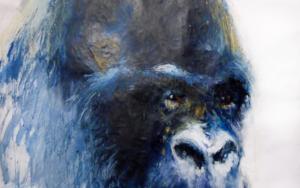 retratos ilustres nº 3|Pinturadesaiz manrique| Compra arte en Flecha.es