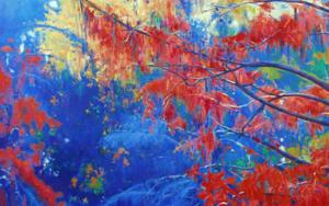 Desde el agua|PinturadeManuel Luca de tena| Compra arte en Flecha.es