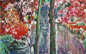 Cauce|PinturadeManuel Luca de tena| Compra arte en Flecha.es