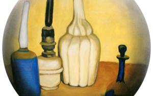 Bodegón amarillo|IlustracióndeEnrique González| Compra arte en Flecha.es