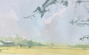 Campo abierto|PinturadeIñigo Lizarraga| Compra arte en Flecha.es