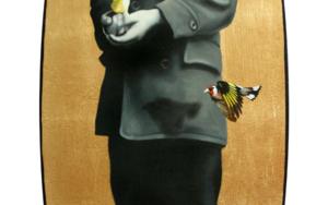 Levitación|CollagedeEnrique González| Compra arte en Flecha.es