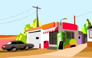 Restaurant|DigitaldeAlejos Lorenzo| Compra arte en Flecha.es