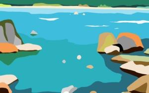 Rocas|DigitaldeALEJOS| Compra arte en Flecha.es