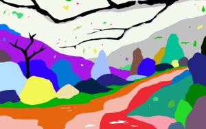 Remanso|DibujodeALEJOS| Compra arte en Flecha.es