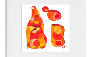 Ampolla de la vida|IlustracióndeRICHARD MARTIN| Compra arte en Flecha.es