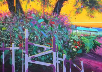 Paraiso 5|PinturadeBenito Salmerón| Compra arte en Flecha.es