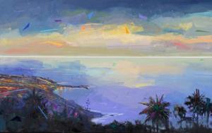 Paraíso 6|PinturadeBenito Salmerón| Compra arte en Flecha.es