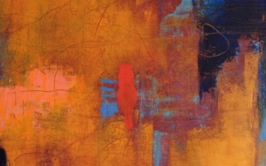 Evening light n1|PinturadeLinda-Coppens| Compra arte en Flecha.es
