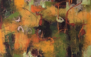 In the garden|PinturadeLinda-Coppens| Compra arte en Flecha.es