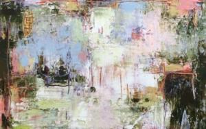 Misty morning n2|PinturadeLinda-Coppens| Compra arte en Flecha.es