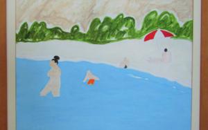 Nothing to hide|PinturadeMiguel Costales| Compra arte en Flecha.es