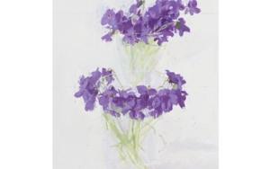 Violetas|Obra gráficadeAntonio López| Compra arte en Flecha.es