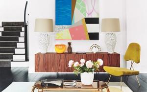 Fanfare|PinturadeNadia Jaber| Compra arte en Flecha.es