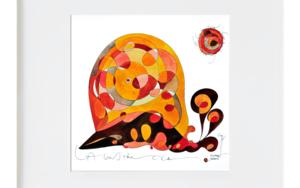 La constàcia - la constancia|IlustracióndeRICHARD MARTIN| Compra arte en Flecha.es