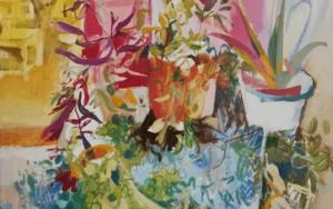 Salvaje|PinturadeCarlota Rios| Compra arte en Flecha.es