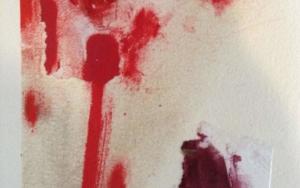 Paisaje rojo II|CollagedeEdurne Gorrotxategi| Compra arte en Flecha.es