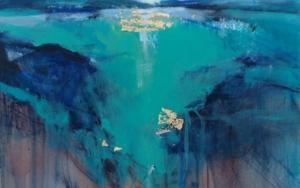 From the Distance 4|PinturadeMagdalena Morey| Compra arte en Flecha.es