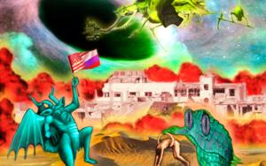 No Mercy|DigitaldeHelena Revuelta| Compra arte en Flecha.es
