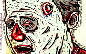 MANDALAY BAY|DibujodeVicente Aguado| Compra arte en Flecha.es