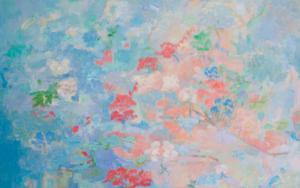 Anunciación|PinturadeGuillermo Serrano de Entrambasaguas| Compra arte en Flecha.es