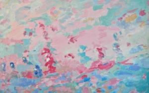 Ensoñación|PinturadeGuillermo Serrano de Entrambasaguas| Compra arte en Flecha.es
