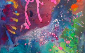 Estelas|PinturadeÁngeles Romo| Compra arte en Flecha.es